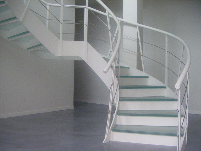 Scala Da Esterno In Ferro : Officine santi guido scale in ferro e in acciaio per esterno o